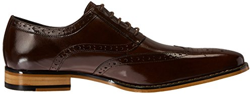Oxford Lace Tinsley Up Adams Wingtip Mens Stacy Burgundy Adams Stacy x4qwZpxRH