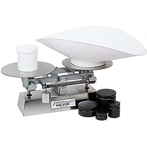 Detecto 1052TBSKG Scale Baker's Dough 5 kg. capacity 16 oz x 1/4 oz. graduation