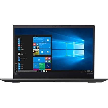 Amazon com: Lenovo ThinkPad X1 Extreme Business Laptop, 15 6