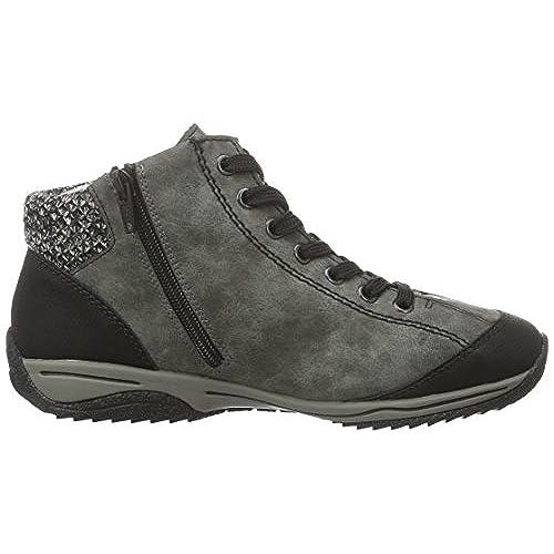 70%OFF Rieker L5230, Sneakers Hautes Femme