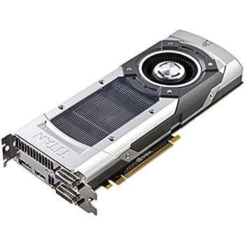 ASUS GeForce GTX TITAN 6GB 384-bit GDDR5 PCI Express 3.0 SLI Support Video Card GTXTITAN-6GD5