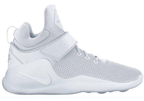 Nike Scarpe Da Uomo Kwazi Pallacanestro Weiss