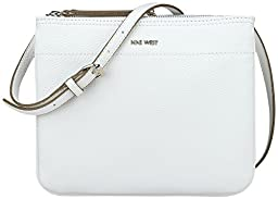 Nine West Jaya Crossbody Handbag One Size White