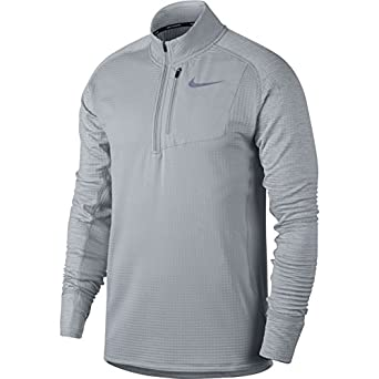c8449893594f Image Unavailable. Image not available for. Color  NIKE M NK THRMA SPHR  ELMNT Top HZ