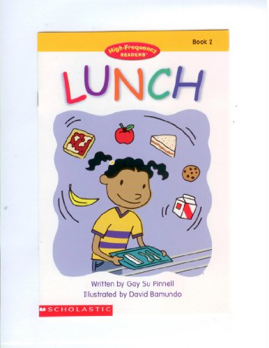 Lunch (High-Frequency Readers, Book 2)
