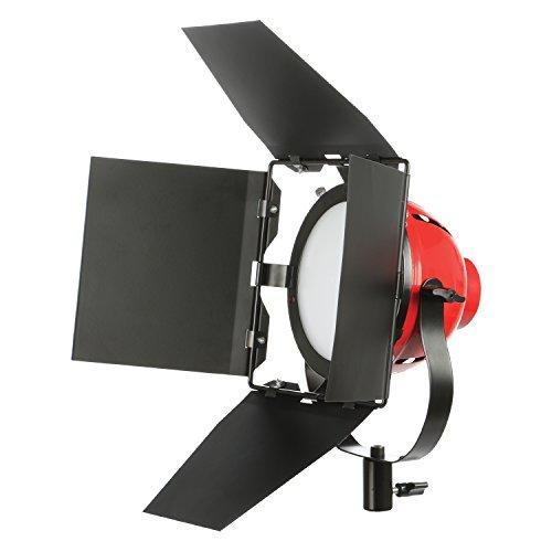 Smith-Victor LadyBug500 LED 1 Light - Daylight, with Removable 4-way Barn ()
