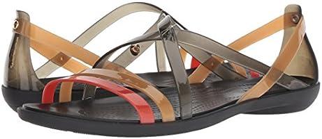 Crocs Slide Sandals Drew Barrymore Open Toe Womens Lightweight Flat Cushioned