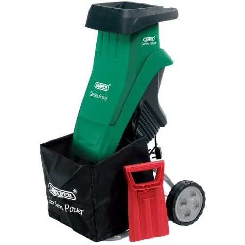 Draper 35900 230-Volt 2,400-Watt Garden Shredder