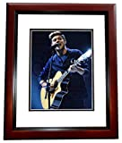 Niall Horan Signed - Autographed 1D One Direction 8x10 inch Photo MAHOGANY CUSTOM FRAME - Guaranteed to pass PSA or JSA