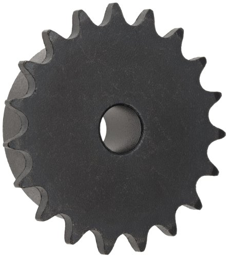 "UPC 697950009025, Martin Roller Chain Sprocket, Reboreable, Type B Hub, Single Strand, 41 Chain Size, 0.5"" Pitch, 22 Teeth, 0.625"" Bore Dia., 3.78"" OD, 3"" Hub Dia., 0.227"" Width"
