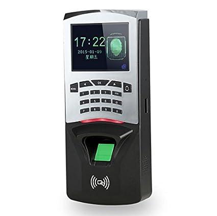 5YOA Fingerprint Password Key Lock Access Control Machine: Amazon in