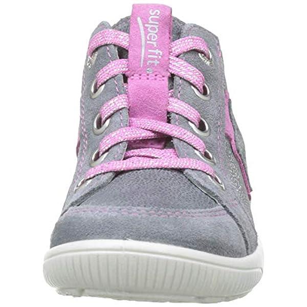 Superfit Baby Girls Starlight Low-Top Sneakers
