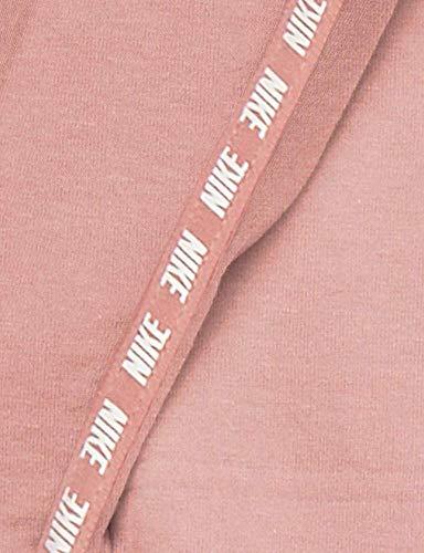Optc vela Nsw Multicolore W Femme Fz rosa Felpa Veste Nike Rosa con ruggine cappuccio 6wC4XC