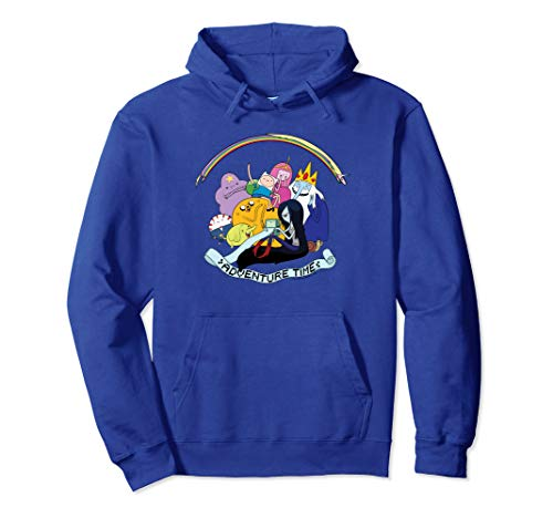 Adventure Time Print Out Pullover