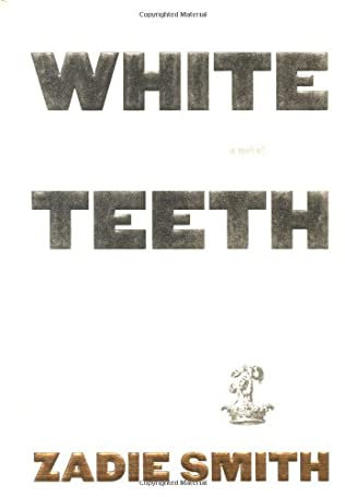 book cover of White Teeth