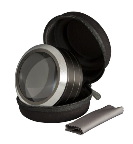 Zadro Led Lighted Desktop Magnifier