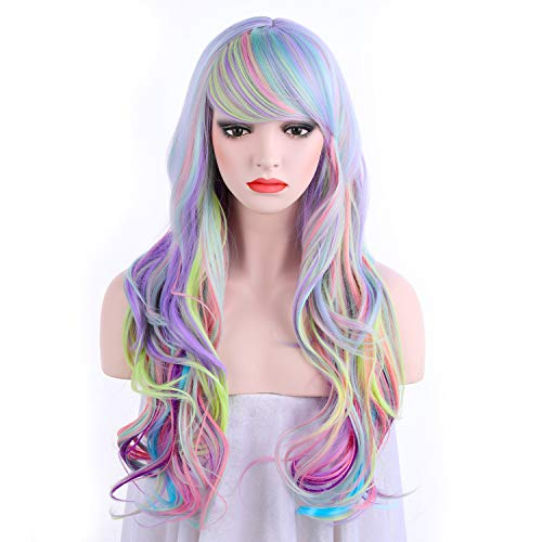 OneDor Multi Color Pastel Colorful Rainbow product image