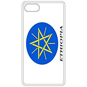 Ethiopia Coat Of Arms Flag Emblem White Apple Iphone 6 (4.7 Inch) Case - Cover