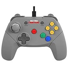 Retro Fighters Next Gen N64 Controller Brawler64 Gamepad