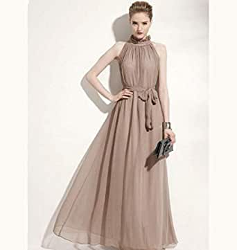 Chiffon Special Occasion Dress For Women