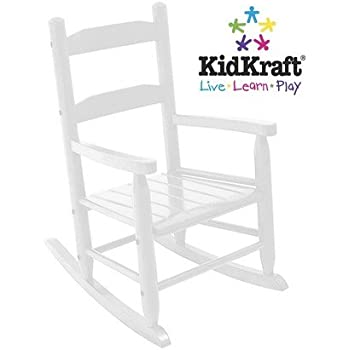 This item KidKraft 2 Slat Rocker   WhiteAmazon com  KidKraft 2 Slat Rocker   White  Toys   Games. Kidkraft Rocking Chair Cherry. Home Design Ideas