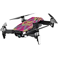 MightySkins Skin for DJI Mavic Air Drone - Magenta Summer | Min Coverage Protective, Durable, and Unique Vinyl Decal wrap cover | Easy To Apply, Remove, and Change Styles | Made in the USA