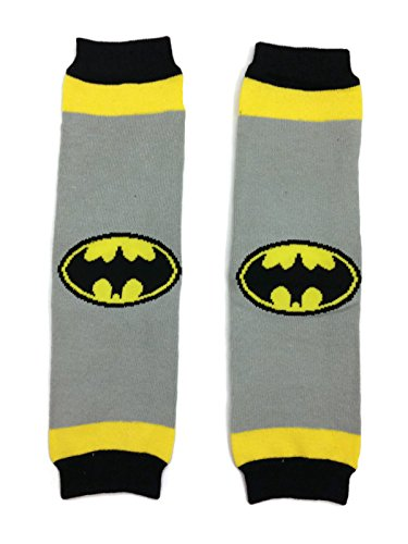 KWC - Bat Baby Black & Yellow Leg Warmer (Super Hero) (Batman Costume Sydney)