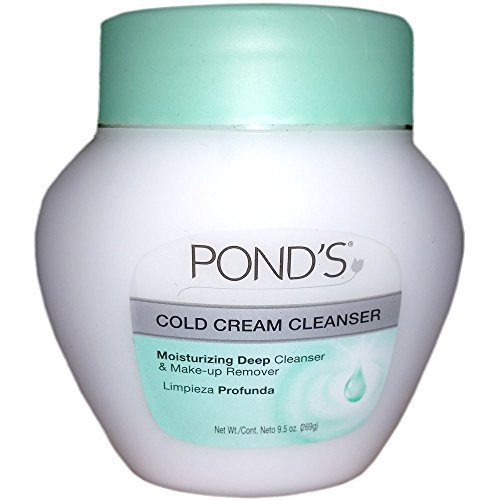 cool classic deep cleans & removes make-up 9.5 oz (6 Pack) (Cool Classic Cold Cream)