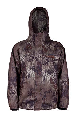 Grundens Rain Gear - Grundéns Men's Neptune Fishing Jacket, Kryptek Highlander - Medium