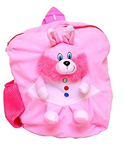 SANA Fabric Pink School Bag