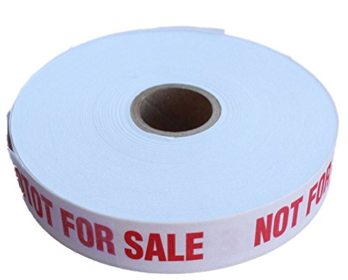 Freezer Tape - Gummed Backing - White GSO 35 Lb.