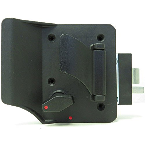 Lock Door Replacement (AP Products 013-520 Black Replacement Standard RV Entry Door Lock)
