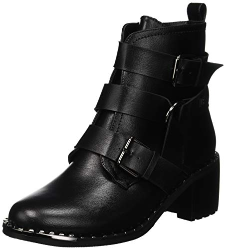 Boots 01 black ba 5230 Desert Noir Laura Biagiotti Femme qx7wZZ