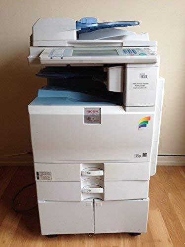 Ricoh MP C 2550 Multi-function Printer/Copier/Fax/Scanner w/WARRANTY (Renewed)