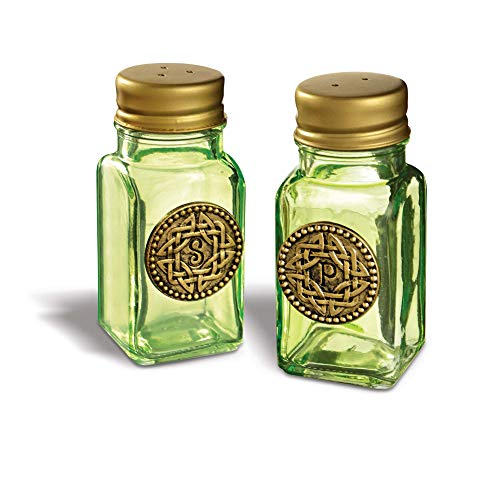 Grasslands Road Celtic Salt And Pepper Shaker