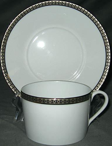 (Haviland Symphony Platine Cup & Saucer Set)
