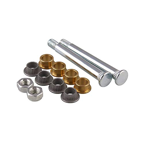 Ruien Ford Lincoln Mercury Front Door Hinge Pin and Bushing Repair Kit 2 pin 1 ()
