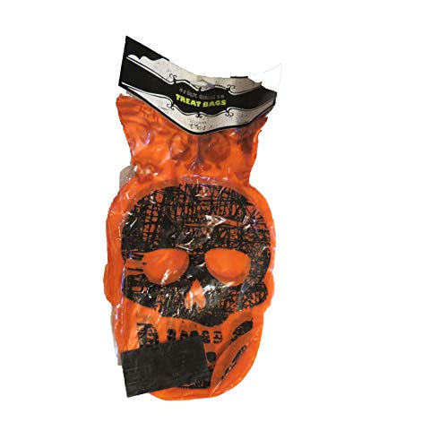 Halloween Skeleton Skull Treat Bags party favor 10