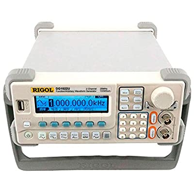 Tongbao DG1022U Signal Generator 2 Channel 25 MHz Arbitrary Waveform Signal Generator Analyzer