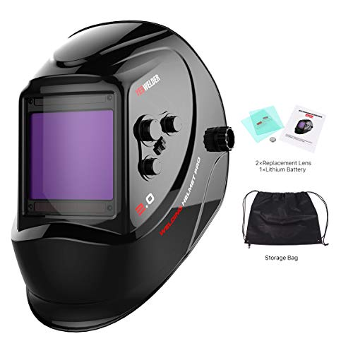 Looking for a welding helmet auto darkening solar power? Have a look at this 2020 guide!