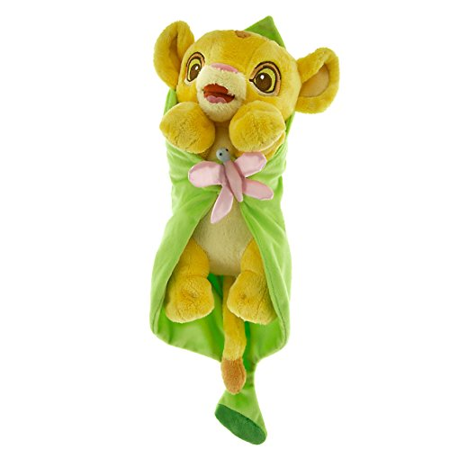 Disney Parks Exclusive Lion King Baby Simba Babies Blanket Plush Doll