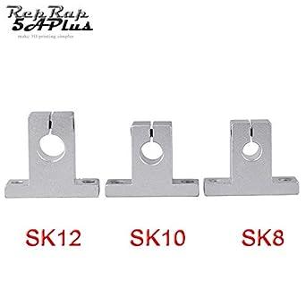 Amazon.com: Impresora 3D – 2 unidades/lote SK8 SK10 SK12 ...
