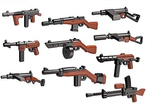 Combined Shipping Discounts! Custom Rifle Lego Minifigure Gun