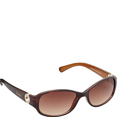 union-bay-womens-u288-ts-oval-sunglasses-tortoise-55-mm