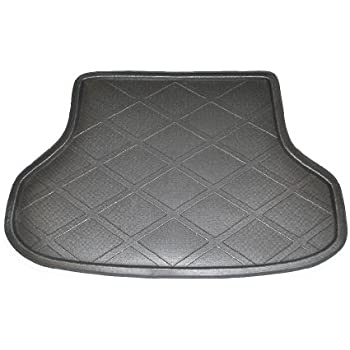Amazon Com Rubber Foam Cargo Mat Trunk Liner Tray For