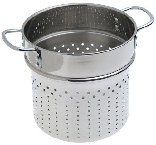 Calphalon Stainless-Steel 6-Quart Pasta ()