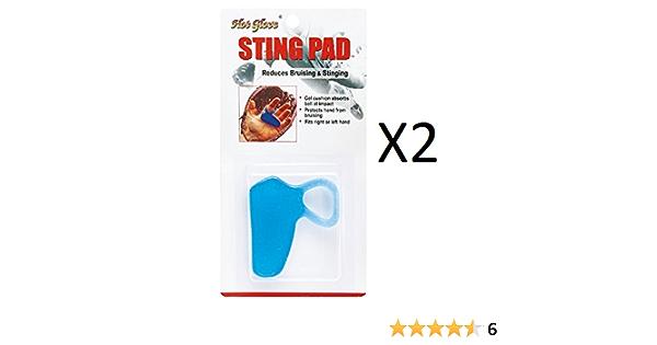 Unique Baseball-softball Shock Sting Absorbing Palm Gel Cushion Pad HSP-1