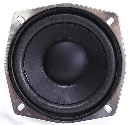 Electronicspices 4″Inch MAX Power Audio Speaker SUB WOOFER 30W