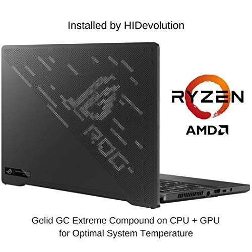 "HIDevolution ASUS ROG Zephyrus G14 GA401IV, Gray Anime Matrix, 14"" QHD 60Hz, 3.0 GHz Ryzen 9 4900HS, RTX 2060 Max-Q, 40 GB 3200MHz RAM, 8 TB PCIe SSD"