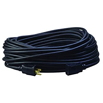 Image of AgriPro Southwire 64818101, 10 gauge, 3 conductor, 100 Foot, UL Listed, Extra Heavy-Duty 15 Amp SJTOW Made in the USA Farm/Workshop Extension Cord, Black, 100-Foot Home Improvements